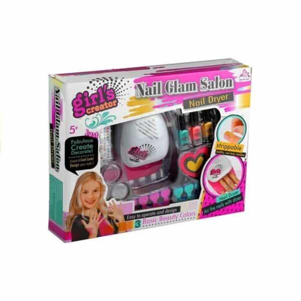 Luma shop set za nokte djevojčice