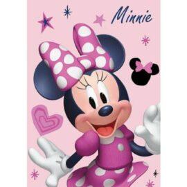 Minnie Mouse 3 Disney dekica 100X140cm