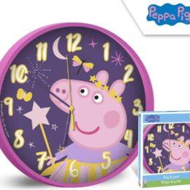 Zidni sat Peppa Pig 25cm