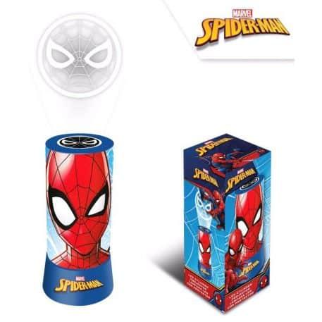 Spiderman projektor 2u1 Luma shop