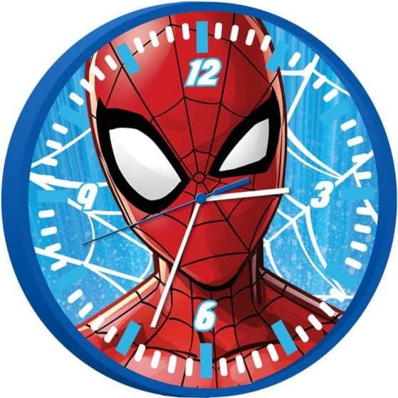 Spiderman zidni sat 25cm Luma shop