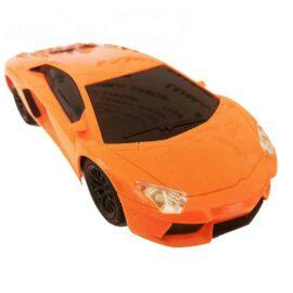 Auto na daljinski narančasti