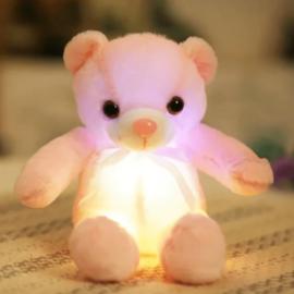Medo s LED svjetlom 50cm – rozi