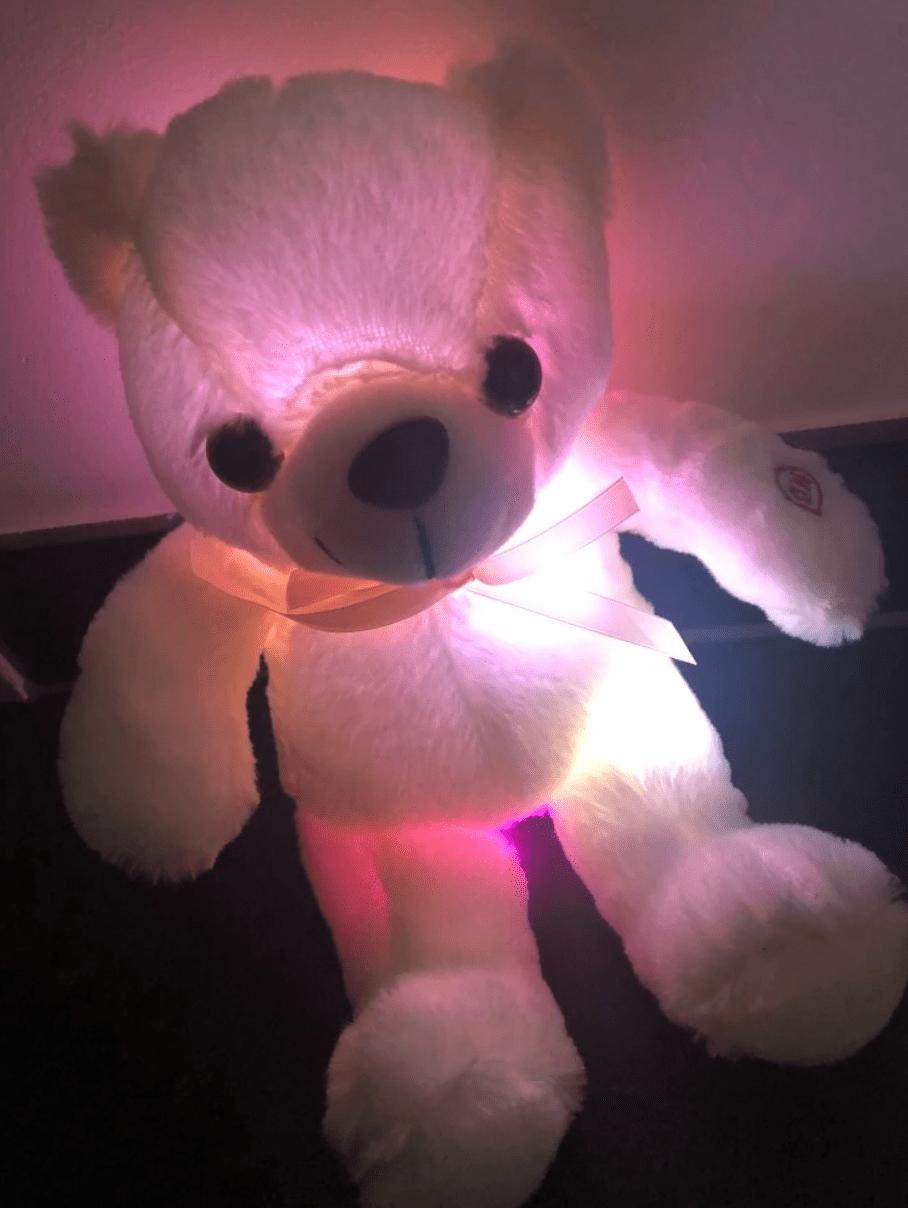 Medo sa led svjetlom 50cm Luma shop