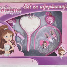 Set za uljepšavanje Luma shop