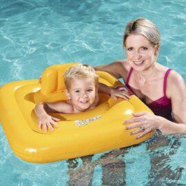 Swim safe baby sjedalica na napuhavanje 69x69cm