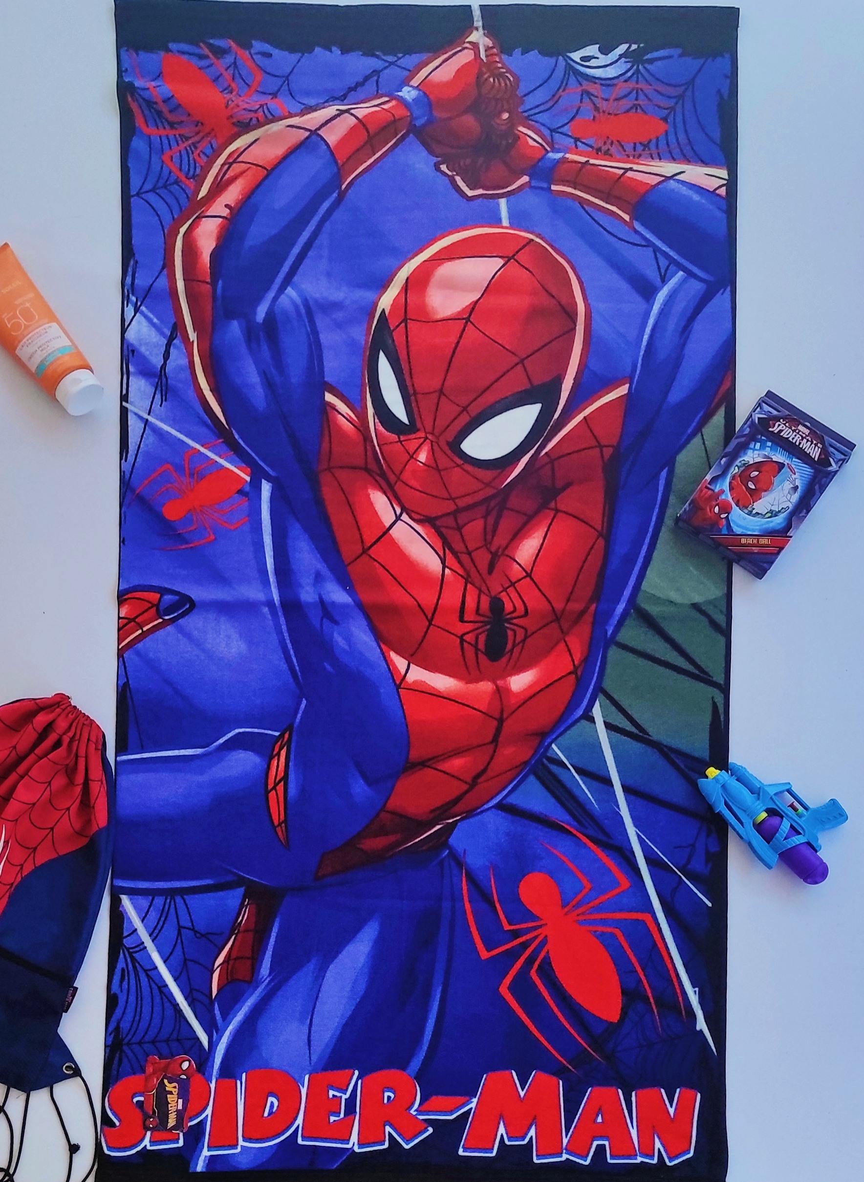 spiderman ručnik za plažu