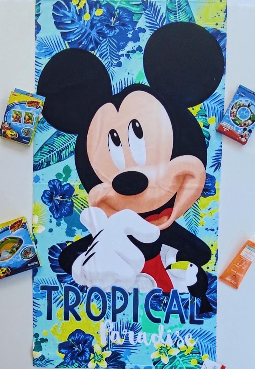 Mickey Mouse ručnik za plažu