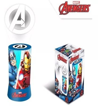 Avengers projektor 2u1 Luma shop