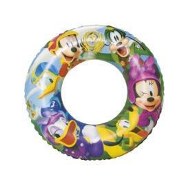 Dječji kolut za plivanje Mickey Mouse Roadster, 56cm, 3-6 godina