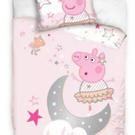 Peppa Pig 2 posteljina 135x100cm