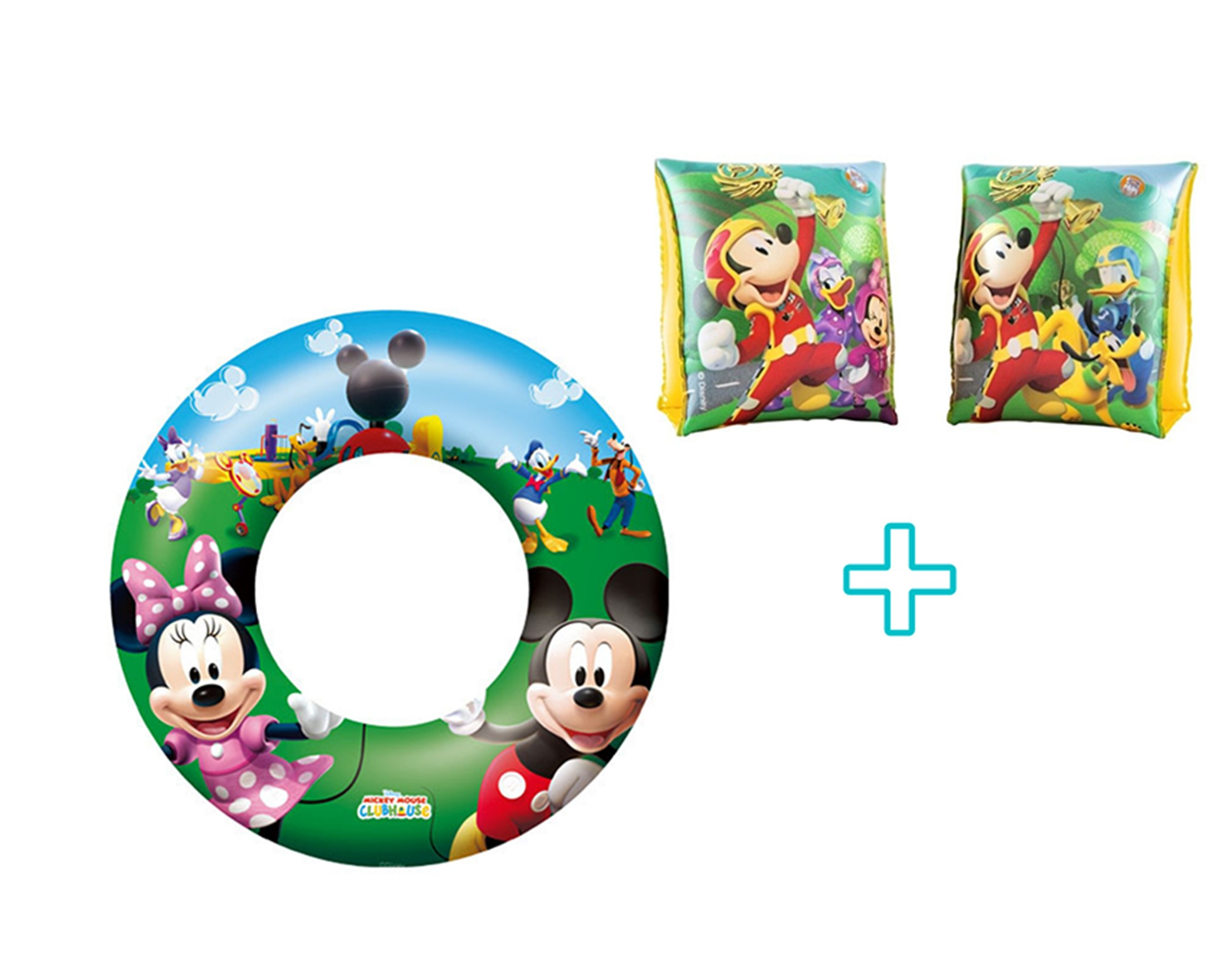 Disney Mickey Mouse kolut i rukavice