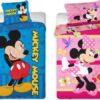 Posteljina Mickey i Minnie Mouse