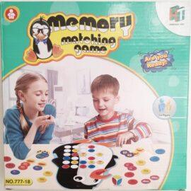 Igra uspoređivanja i memorije