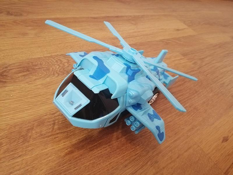 Transformer helikopter Luma shop