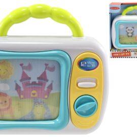 Baby igračka muzički tv