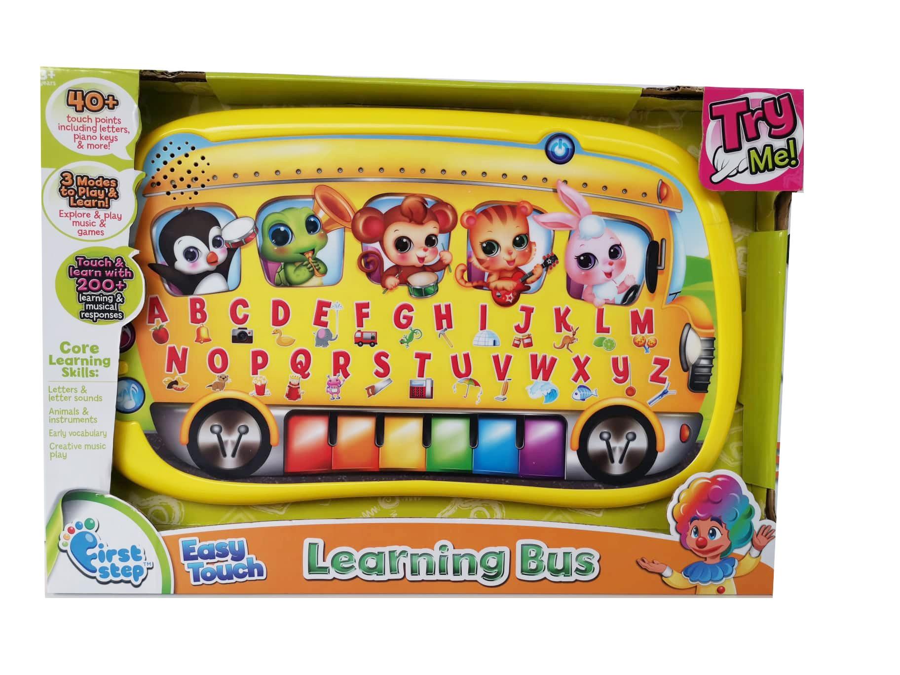 baby igračka autobus Luma shop