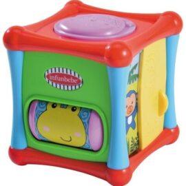 Baby igračka aktivna kocka